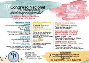 10 congreso nacional