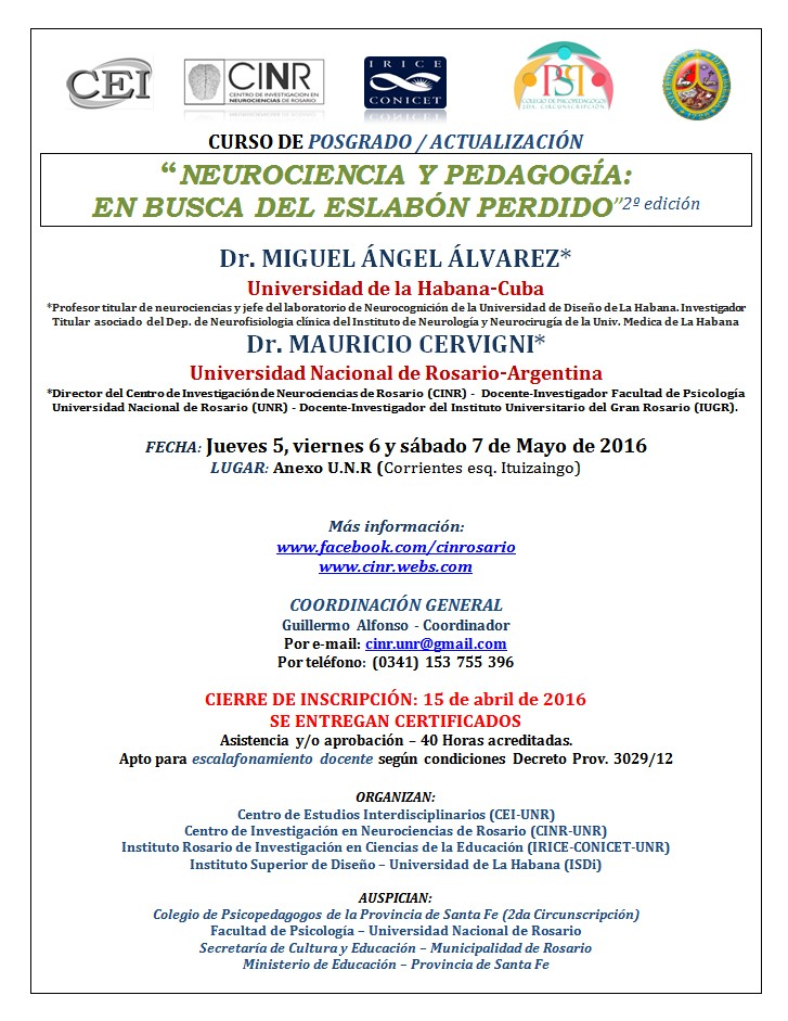 Afiche Neuroeducaci+¦n Nuevo