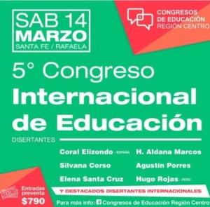 Congreso Educación
