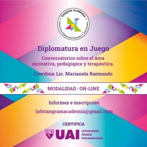 DIPLOMATURA EN JUEGO