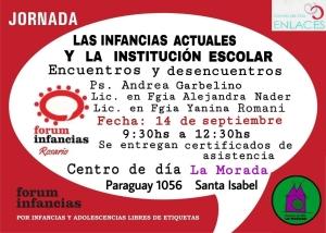 Las infancias Actuales (Santa Isabel)