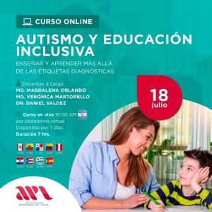 apl autismo y educación inclusiva